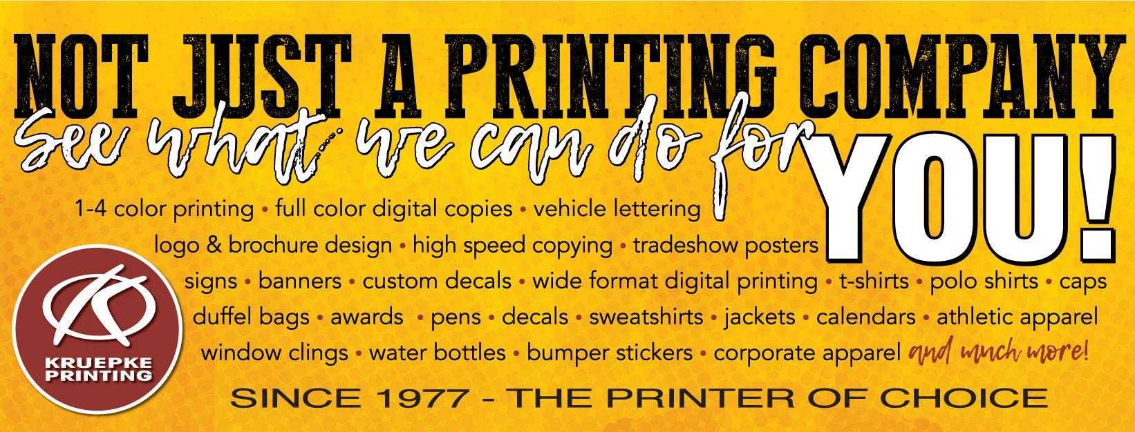 Kruepke Printing